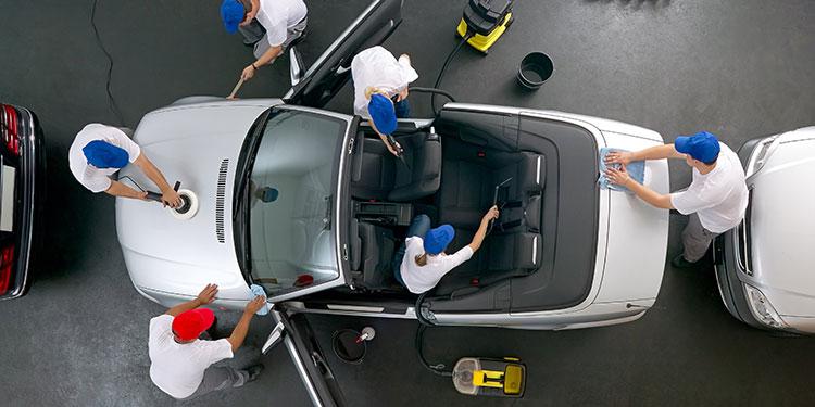 Cura dell' auto