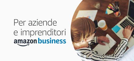 Amazon Business: per aziende e imprenditori