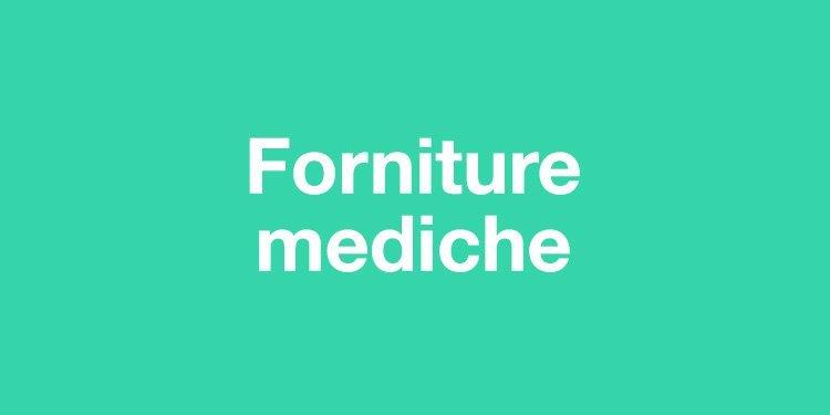 Forniture mediche