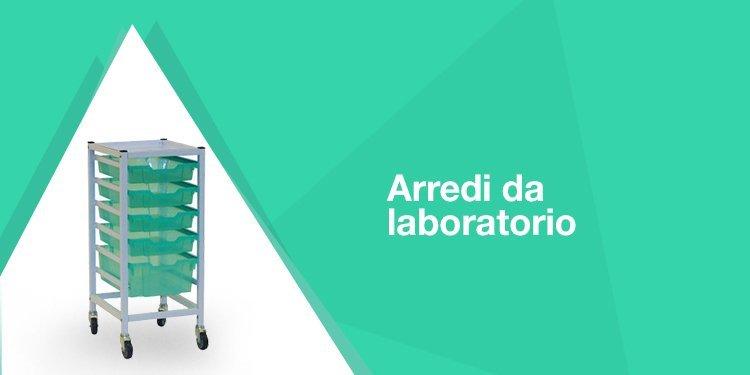 Arredi da laboratorio
