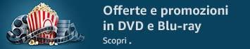Offerte e promozioni in DVD e Blu-ray