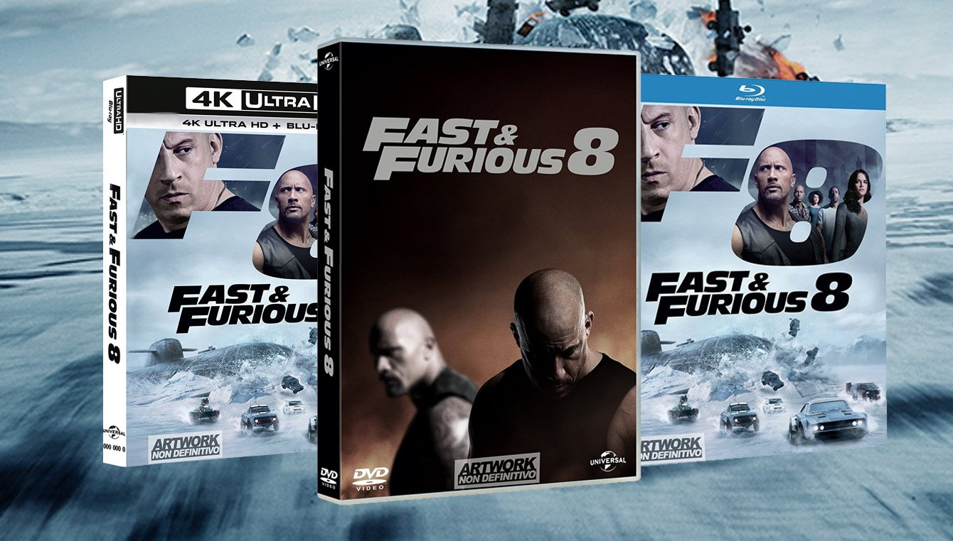 fast furious 8 film e tv. Black Bedroom Furniture Sets. Home Design Ideas