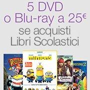Promozione DVD e Blu-ray