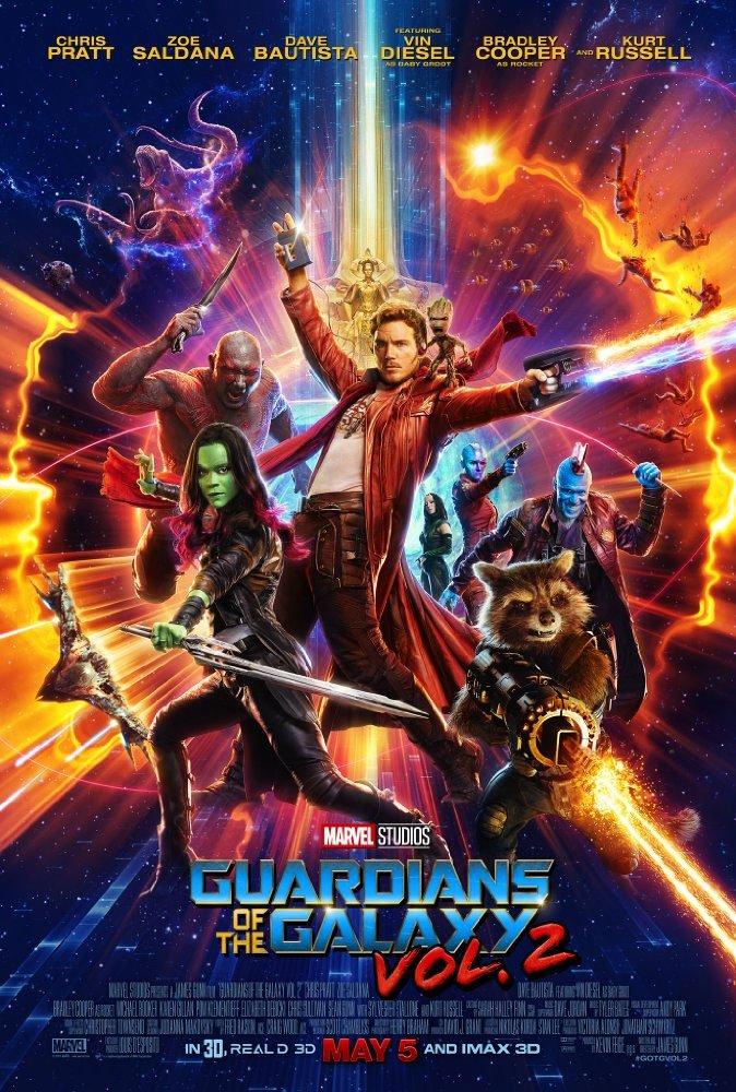 I Guardiani della Galassia Vol. 2
