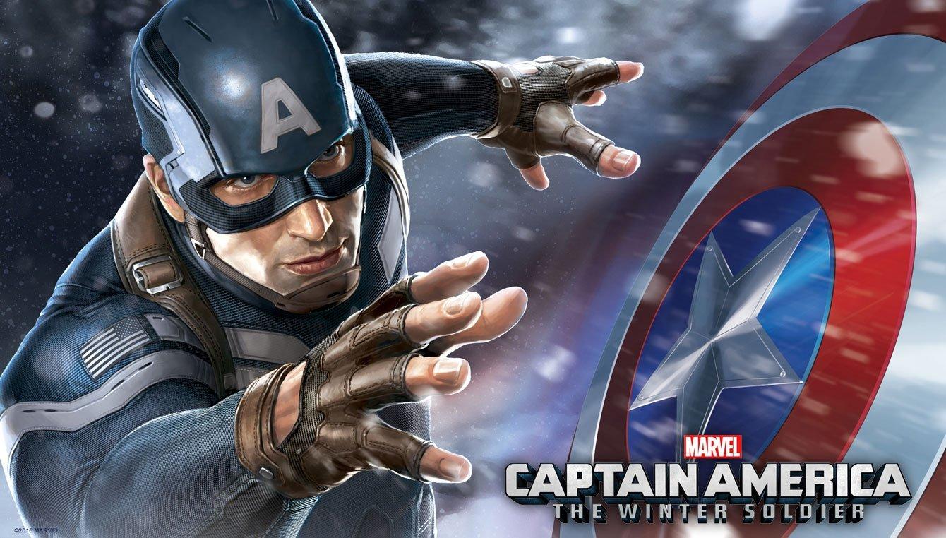 Marvel Capitan America