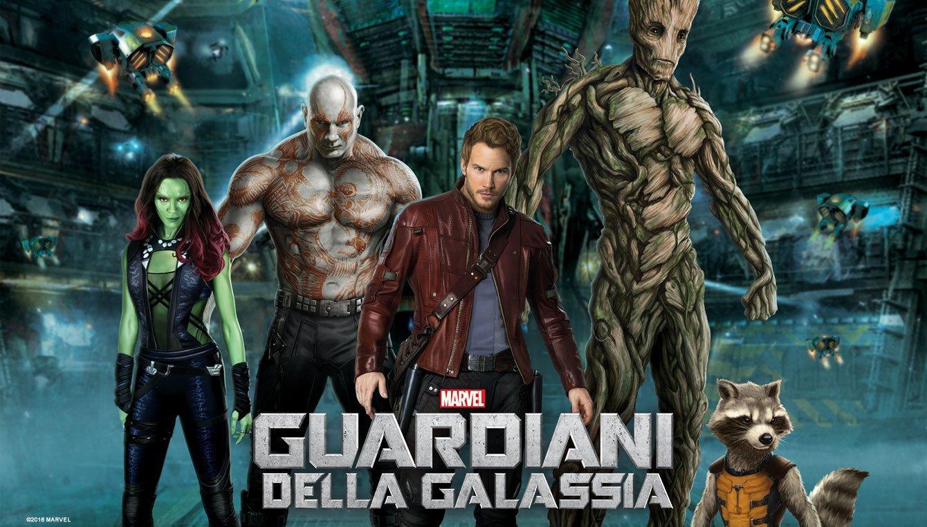 Marvel Guardiani della Galassia Guardinas of the Galaxy