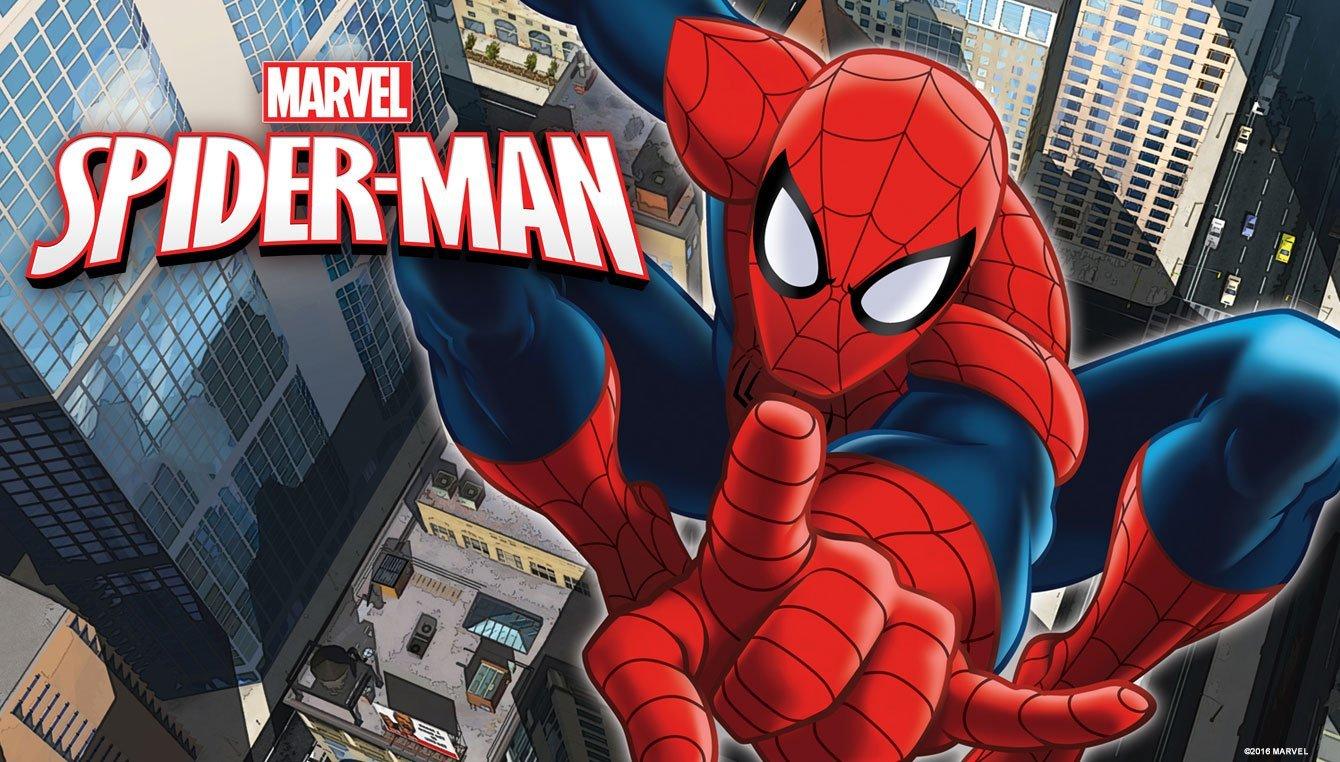 Marvel Spider Man Uomo ragno