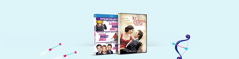 San Valentino: DVD e Blu-ray