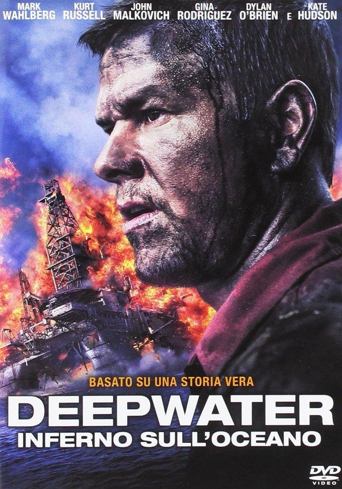 Deepwater Inferno sull'oceano