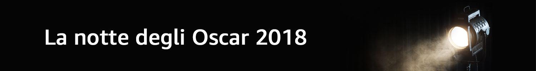 La notte degli Oscar 2018