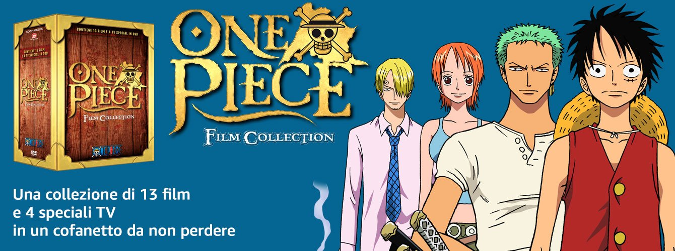 One Piece Film Collection