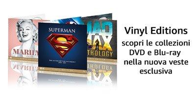 Scopri le Vinyl Editions Warner Bros.