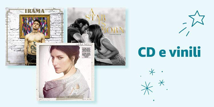 CD e vinili
