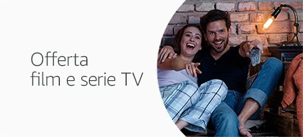 Offerta film e serie TV