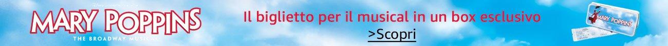 Biglietto musical + cofanetto limited edition