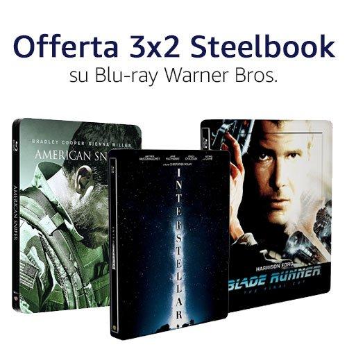 3x2 Steelbook