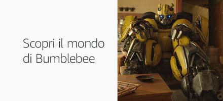 Scopri il mondo di Bumblebee