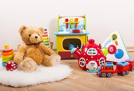 Giochi e giocattoli