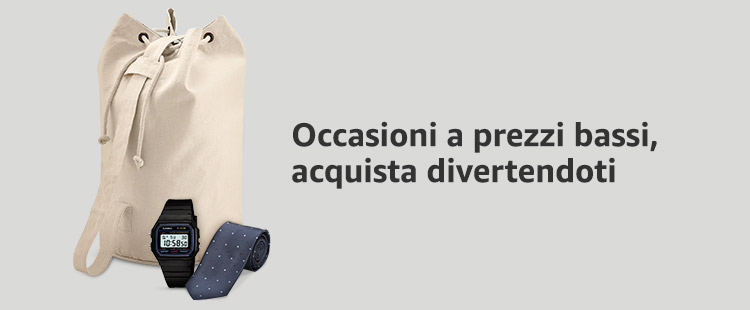 Scopri i nostri prodotti a meno di 15€ con spedizione gratuita