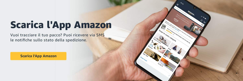 Scarica l'App Amazon