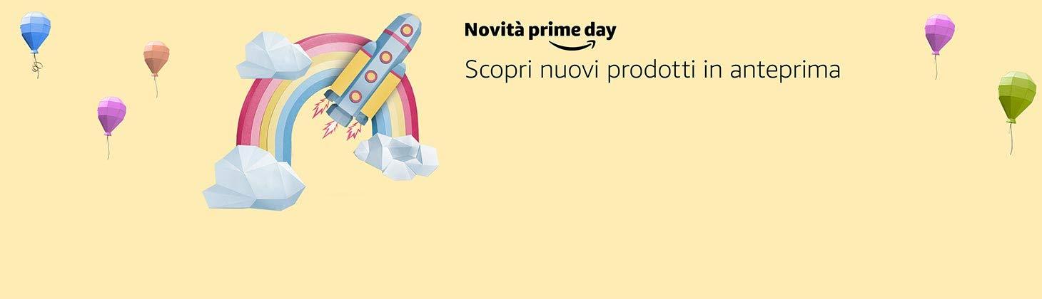 Novità Prime Day