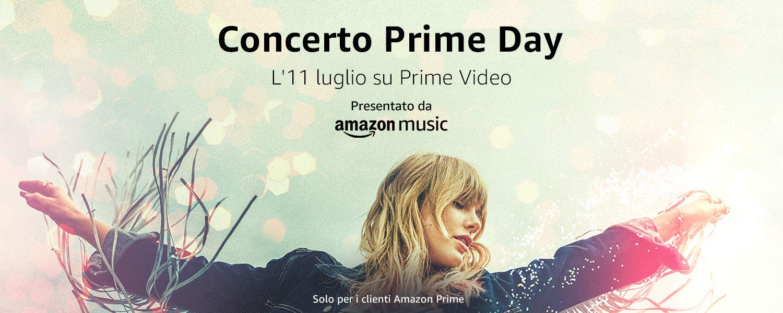 Concierto Prime Day