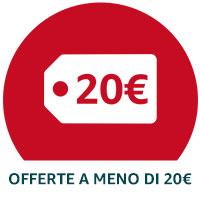 Offerte a meno di 20 euro