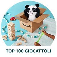 Top 100 giocattoli