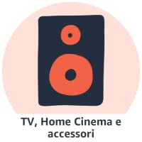 TV, Home Cinema e accessori