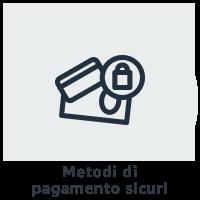 Metodi di pagamento securi