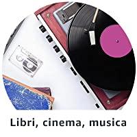 Amanti di libri, cinema, musica