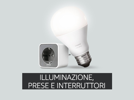 Illuminazione e elettricità