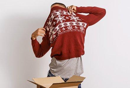 Look per il giorno di Natale