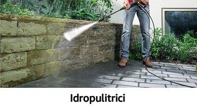 Idropulitrici