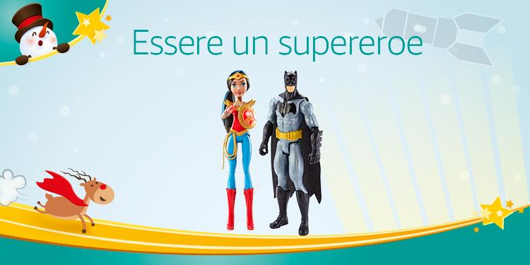 Essere un supereroe