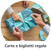 Carte e biglietti regalo