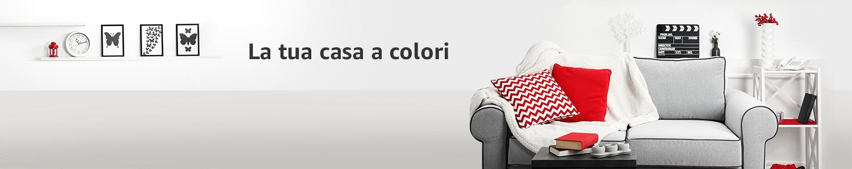 La tua casa a colori