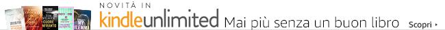Nuovi titoli in Kindle Unlimited