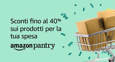 Pantry 40% di sconto