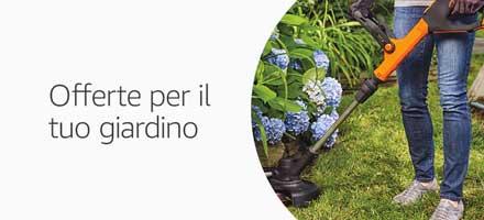 Dal 7 al 13 maggio scopri le offerte per il tuo Giardino