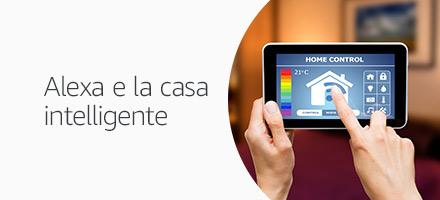 Alexa e Smart Home