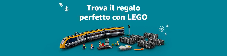 Trova il regalo perfetto con Lego