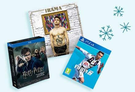 Film, musica e videogiochi