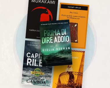 Offerte Kindle del mese: Oltre 250 eBook a prezzo scontato