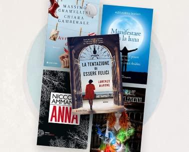 Offerte Kindle del mese: Oltre 400 eBook a prezzo scontato