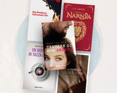 eBook Kindle in offerta: Oltre 324 eBook a prezzo scontato