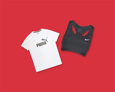 Scopri l'abbigliamento sportivo