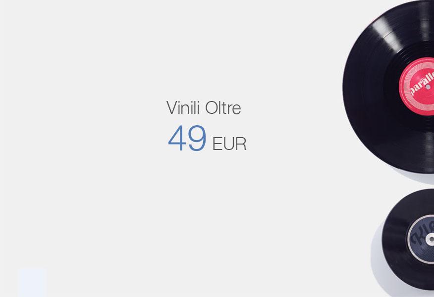 Vinili oltre 49 euro