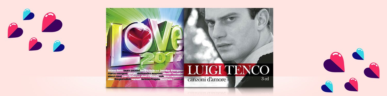 San Valentino: CD e Vinili