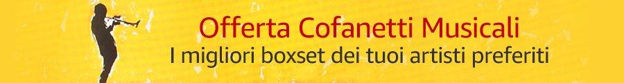 Cofanetti Boxset in offerta